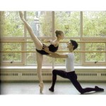 Boston Ballet School students