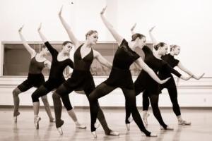 Anastasis Ballet